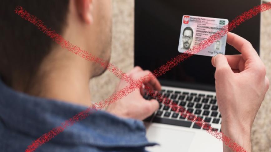 UWAGA! Od dnia 27 lipca 2021 r. nie możesz złożyć wniosku o dowód osobisty przez internet
